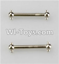 Wltoys A949 Parts-Transmission Shaft(2pcs),Wltoys A949 RC Car Parts ,Wltoys 1/18 rc Truck and rc racing car Replace Parts
