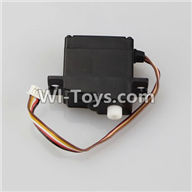 Wltoys A949 Parts-Servo,Wltoys A949 RC Car Parts ,Wltoys 1/18 rc Truck and rc racing car Replace Parts