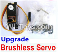 Wltoys A949 Parts-Upgrade Servo for the Upgrade brushless set,Wltoys A949 RC Car Parts ,Wltoys 1/18 rc Truck and rc racing car Replace Parts