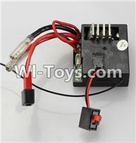 Wltoys A949 Parts-Receiver box,Receiver board,Wltoys A949 RC Car Parts ,Wltoys 1/18 rc Truck and rc racing car Replace Parts
