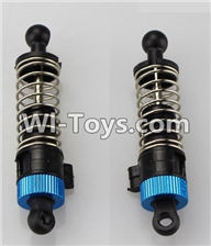 Wltoys A949 Parts-Shock Absorber(2pcs)-Blue,Wltoys A949 RC Car Parts ,Wltoys 1/18 rc Truck and rc racing car Replace Parts