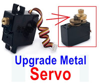Wltoys A959B A959-B Upgrade Parts Upgrade Metal Servo,Can be used for A959 A959B A959-B