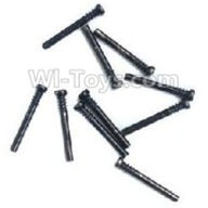 Wltoys A959-B-10 Parts-Round stepped screws-M2X17.5X10(10PCS)