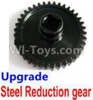 Wltoys A959B A959-B Upgrade Parts Upgrade Steel Reduction gear-Black Parts