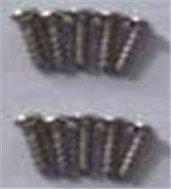 Wltoys A959B A959-B Parts screws-Round head self-tapping screws-M2X7(10PCS) Parts-A9A9-39