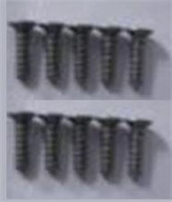 Wltoys A959B A959-B Parts Countersunk head self-tapping screws-M2X9.5(10PCS)-A949-48