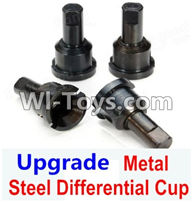 Wltoys A959 Upgrade Metal Differential Cup Parts,Wltoys A959 Parts,(Both for A959 A959B)