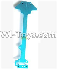 Wltoys A959 Upgrade Metal Floor plate-Blue Parts,Wltoys A959 Parts,(Both for A959 A959B)