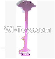 Wltoys A959 Upgrade Metal Floor plate-Purple Parts,Wltoys A959 Parts,(Both for A959 A959B)