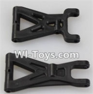 Wltoys A969-B Parts-A959-02 Front Lower Swing arm,Suspension Arm(1pcs) & Rear Lower Swing arm,Suspension Arm For Wltoys A969-B Rc Car Parts,High speed 1:18 Scale 4wd,2.4G A969-B rc racing car Parts,On Road Drift Racing Truck Car Parts