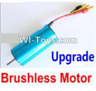 Wltoys A969-B Parts- Upgrade Brushless motor For Wltoys A969-B Rc Car Parts,High speed 1:18 Scale 4wd,2.4G A969-B rc racing car Parts,On Road Drift Racing Truck Car Parts