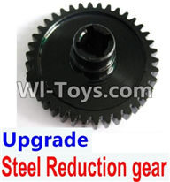 Wltoys A969 Parts-13 Upgrade Steel Reduction gear-Black For Wltoys A969 desert rc trunk parts,rc car and rc racing car Parts