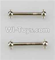Wltoys A969 Parts-20 Transmission Shaft(2pcs) For Wltoys A969 desert rc trunk parts,rc car and rc racing car Parts