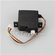Wltoys A969 Parts-24 Official Servo For Wltoys A969 desert rc trunk parts,rc car and rc racing car Parts