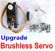 Wltoys A969 Parts-27 Upgrade Servo for the Upgrade brushless set For Wltoys A969 desert rc trunk parts,rc car and rc racing car Parts