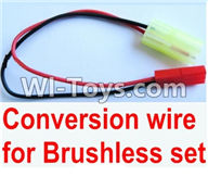 Wltoys A969 Parts-29 Conversion wire For Wltoys A969 desert rc trunk parts,rc car and rc racing car Parts