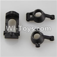 Wltoys A969 Parts-66 Official Steering arm(2pcs) & C-Shape Seat For Wltoys A969 desert rc trunk parts,rc car and rc racing car Parts
