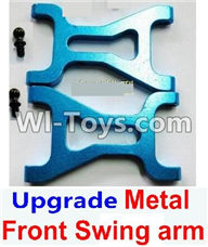 Wltoys A969 Parts-83 Upgrade Metal Front Swing arm For Wltoys A969 desert rc trunk parts,rc car and rc racing car Parts