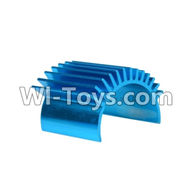 Wltoys A979 Parts-Motor Radiating cover,Wltoys A979 RC Truck Parts,rc car and rc racing car Spare Parts