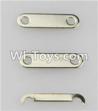 Wltoys A979 Parts-Screw gaskets for the Motor(3pcs),Wltoys A979 RC Truck Parts,rc car and rc racing car Spare Parts