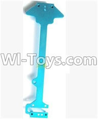 Wltoys A979 Parts-Upgrade Metal Floor plate-Blue,Wltoys A979 RC Truck Parts,rc car and rc racing car Spare Parts