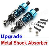 Wltoys A979 Parts-Upgrade Metal Shock Absorber(2pcs)-Blue,Wltoys A979 RC Truck Parts,rc car and rc racing car Spare Parts