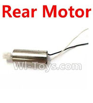 Wltoys A999 Parts-Rear Motor with Black and White Wire,Wltoys A999 RC Car Parts,Wltoys 1/24 1:24 Mini rc car and rc racing car Parts