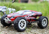 Wltoys A999 Parts-BNF-Red(Only the whole A999 Car,Include the BatterY,Not include the Transmitter,USB Charger),Wltoys A999 RC Car Parts,Wltoys 1/24 1:24 Mini rc car and rc racing car Parts