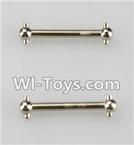 Wltoys K929 Parts-Transmission Shaft(2pcs),Wltoys K929 desert RC Truck Parts,1:18 rc car and rc racing car Parts