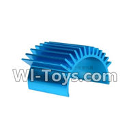 Wltoys K929 Parts-Motor Radiating cover,Wltoys K929 desert RC Truck Parts,1:18 rc car and rc racing car Parts