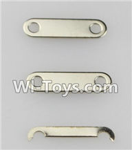 Wltoys K929 Parts-Screw gaskets for the Motor(3pcs),Wltoys K929 desert RC Truck Parts,1:18 rc car and rc racing car Parts