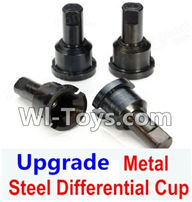 Wltoys K929 Parts-Upgrade Metal Differential Cup,Wltoys K929 desert RC Truck Parts,1:18 rc car and rc racing car Parts