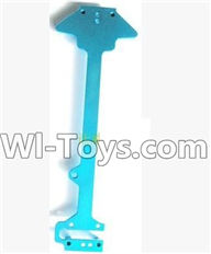 Wltoys K929 Parts-Upgrade Metal Floor plate-Blue,Wltoys K929 desert RC Truck Parts,1:18 rc car and rc racing car Parts