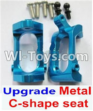 Wltoys K929 Parts-Upgrade Metal C-shape seat,Wltoys K929 desert RC Truck Parts,1:18 rc car and rc racing car Parts