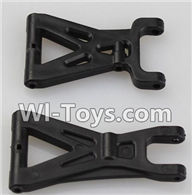 Wltoys K929 Parts-Front Lower Swing arm,Suspension Arm(1pcs) & Rear Lower Swing arm,Susp,Wltoys K929 desert RC Truck Parts,1:18 rc car and rc racing car Parts