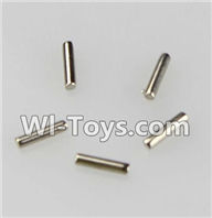 Wltoys K929 Parts-Axle pin,Car Axle Hinge Pin(5pcs)-1.5mmX6.7mm,Wltoys K929 desert RC Truck Parts,1:18 rc car and rc racing car Parts