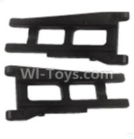 Wltoys K939 Parts-Left and Right Swing arm(2pcs)-K939-16,Wltoys K939 RC Car Spare Parts Replacement Accessories,1/10 1:10 Scale 4wd K939 RC Truck parts,RC Racing car Parts