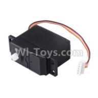 Wltoys K939 Parts-K939-66 6kg 5 wire servo,Wltoys K939 RC Car Spare Parts Replacement Accessories,1/10 1:10 Scale 4wd K939 RC Truck parts,RC Racing car Parts