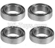 Wltoys K939 Parts-K939-72 Rolling bearings-6x12x4mm(4pcs),Wltoys K939 RC Car Spare Parts Replacement Accessories,1/10 1:10 Scale 4wd K939 RC Truck parts,RC Racing car Parts