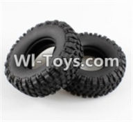 Wltoys K949 Parts-Tire lether(2pcs),Wltoys K949 RC Car Parts,High speed 1:10 Scale 4wd,K949 Electric Power On Road Drift Racing Truck Car Parts