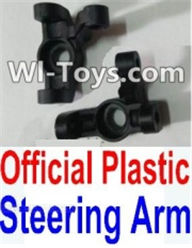 Wltoys K949 Parts-Official Plastic Steering arm-2pcs,Wltoys K949 RC Car Parts,High speed 1:10 Scale 4wd,K949 Electric Power On Road Drift Racing Truck Car Parts