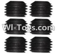 Wltoys K949 Parts-120 A929-86 Jimi screws-M3X5-Black zinc plated(6PCS),Wltoys K949 RC Car Parts,High speed 1:10 Scale 4wd,K949 Electric Power On Road Drift Racing Truck Car Parts