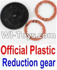 Wltoys K949 Parts-The first level Official Plastic Reduction gear,Wltoys K949 RC Car Parts,High speed 1:10 Scale 4wd,K949 Electric Power On Road Drift Racing Truck Car Parts