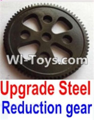Wltoys K949 Parts-The first level Upgrade Stell Reduction gear,Wltoys K949 RC Car Parts,High speed 1:10 Scale 4wd,K949 Electric Power On Road Drift Racing Truck Car Parts