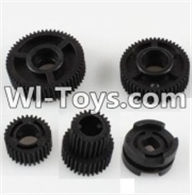 Wltoys K949 Parts-The reduction Gear,Wltoys K949 RC Car Parts,High speed 1:10 Scale 4wd,K949 Electric Power On Road Drift Racing Truck Car Parts