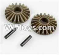 Wltoys K949 Parts-Differential gear(2pcs),Wltoys K949 RC Car Parts,High speed 1:10 Scale 4wd,K949 Electric Power On Road Drift Racing Truck Car Parts