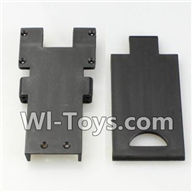 Wltoys K959 parts-Rear Baseboard For WLtoys K959 1/12 1:12 RC Drift Car Parts desert Off Road Buggy parts