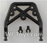 Wltoys K959 parts-Front Baseplate Fixure Seat For WLtoys K959 1/12 1:12 RC Drift Car Parts desert Off Road Buggy parts