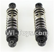 Wltoys K959 parts-Rear Shock Absorber(2pcs) For WLtoys K959 1/12 1:12 RC Drift Car Parts desert Off Road Buggy parts