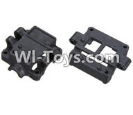 Wltoys K979 Parts-Upper and Bottom Gearbox parts For WLtoys K979 1:28 RC Drift Car Parts desert Off Road Buggy parts